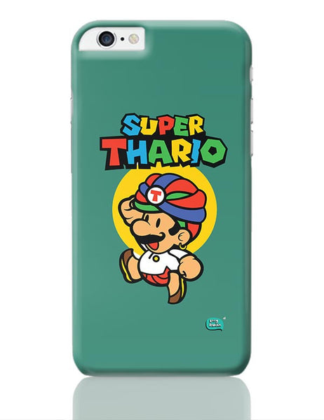 Super Thario Super mario Parody  iPhone 6 Plus / 6S Plus Covers Cases Online India