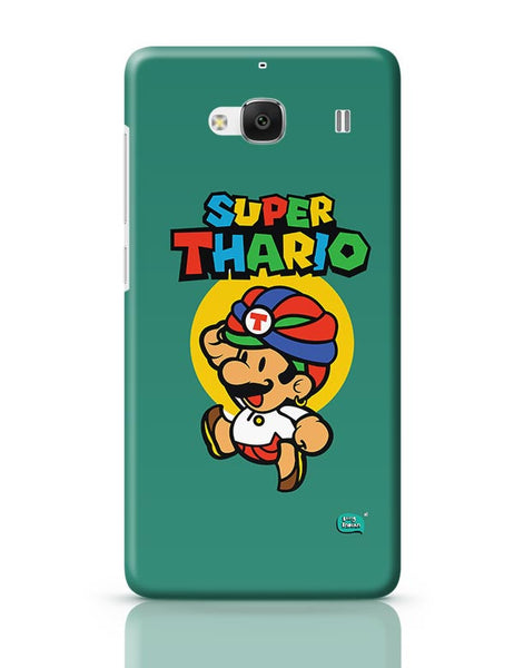 Super Thario Super mario Parody  Redmi 2 / Redmi 2 Prime Covers Cases Online India