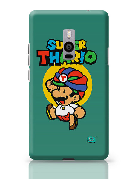 Super Thario Super mario Parody  OnePlus Two Covers Cases Online India