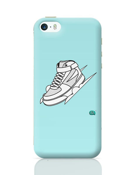 Sport Shoes Illustration iPhone 5/5S Covers Cases Online India