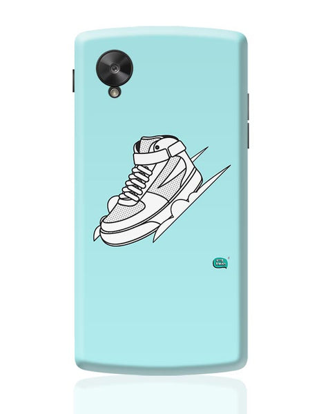 Sport Shoes Illustration Google Nexus 5 Covers Cases Online India