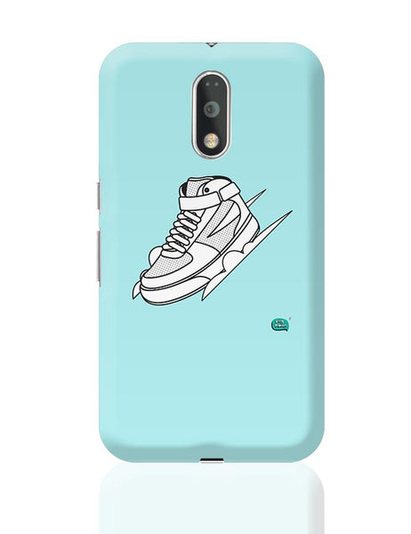 Sport Shoes Illustration Moto G4 Plus Online India