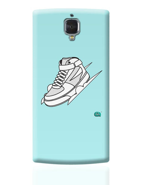 Sport Shoes Illustration OnePlus 3 Covers Cases Online India