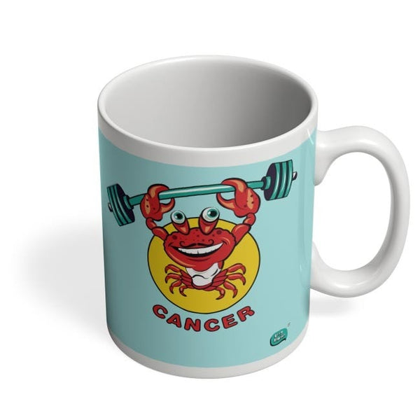 Cancer Zodiac Sign Digital Art Coffee Mug Online India
