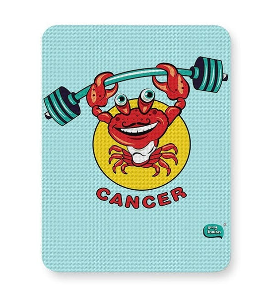 Cancer Zodiac Sign Digital Art Mousepad Online India