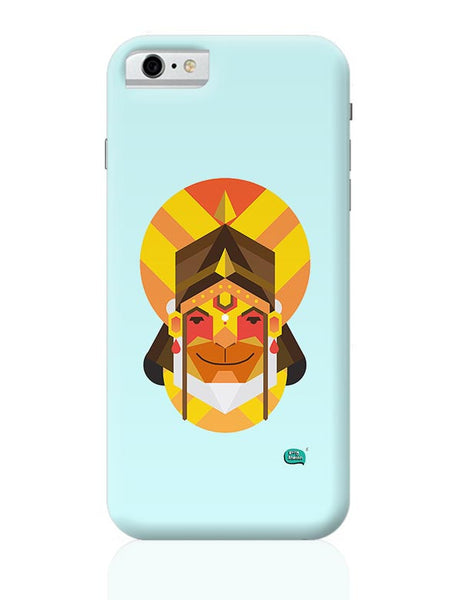 Hanuman JI | Illustration iPhone 6 / 6S Covers Cases