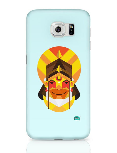 Hanuman JI | Illustration Samsung Galaxy S6 Covers Cases Online India