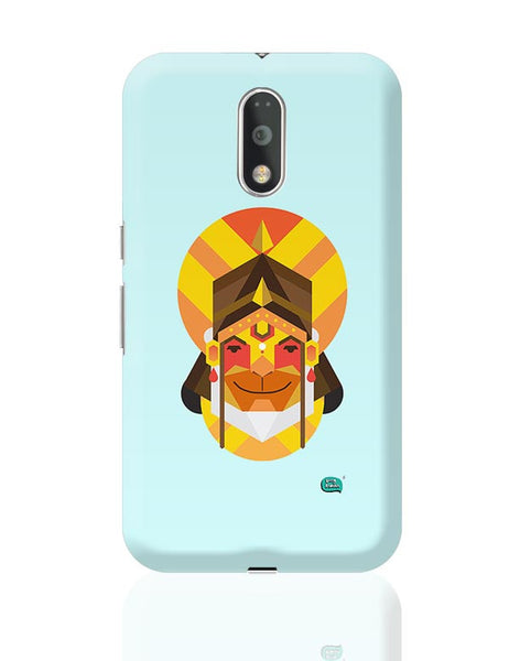 Hanuman JI | Illustration Moto G4 Plus Online India
