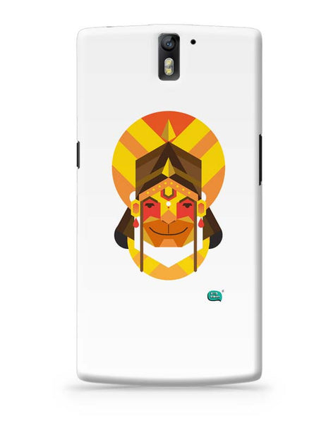 Hanuman JI | Illustration OnePlus One Covers Cases Online India