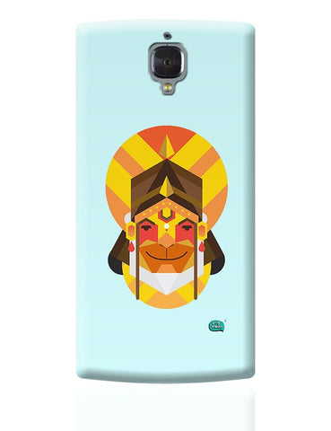 Hanuman JI | Illustration OnePlus 3 Covers Cases Online India