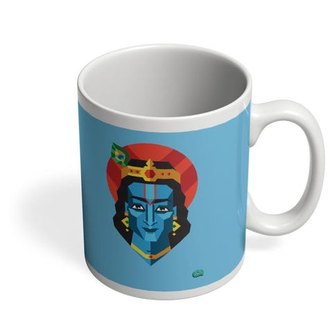 Being Indian Lord Krishna Coffee Mug Online India