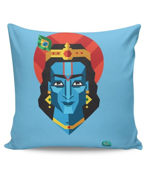 Being Indian Lord Krishna Cushion Cover Online India