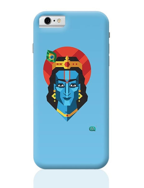Being Indian Lord Krishna iPhone 6 6S Covers Cases Online India