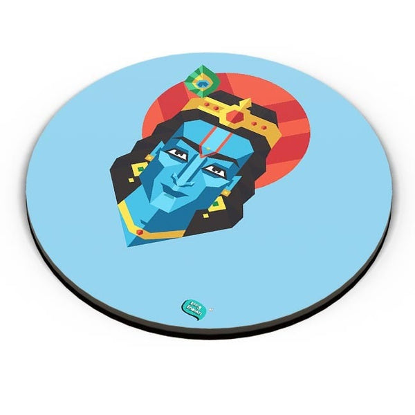 Being Indian Lord Krishna Fridge Magnet Online India