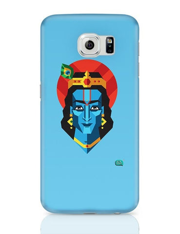 Being Indian Lord Krishna Samsung Galaxy S6 Covers Cases Online India