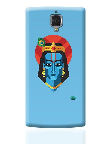 Being Indian Lord Krishna OnePlus 3 Covers Cases Online India