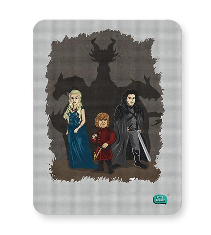 Being Indian Targaryen Family Mousepad Online India