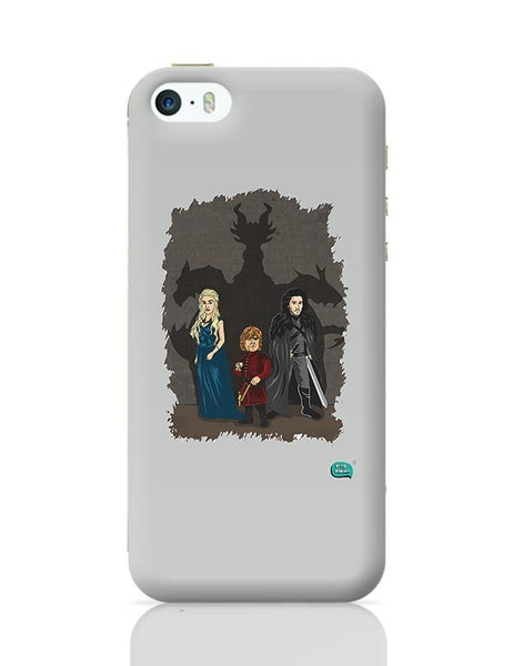 Being Indian Targaryen Family iPhone 5/5S Covers Cases Online India