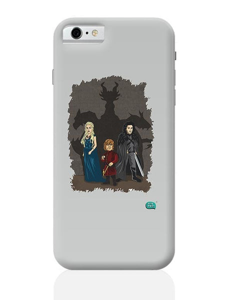 Being Indian Targaryen Family iPhone 6 6S Covers Cases Online India