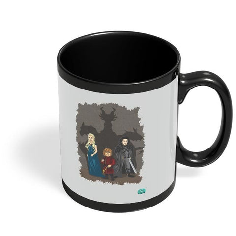 Being Indian Targaryen Family Black Coffee Mug Online India