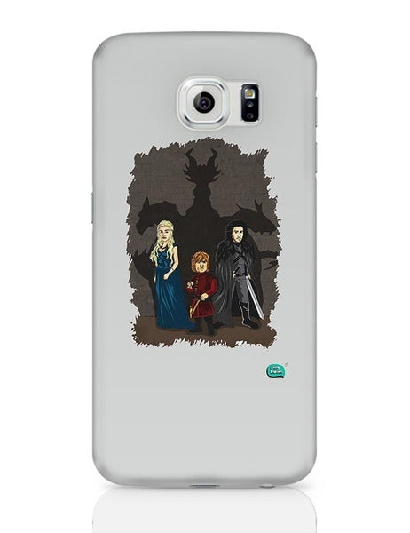 Being Indian Targaryen Family Samsung Galaxy S6 Covers Cases Online India