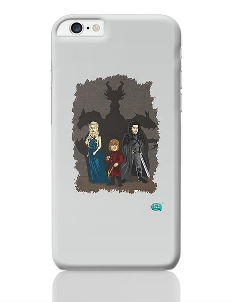 Being Indian Targaryen Family iPhone 6 Plus / 6S Plus Covers Cases Online India