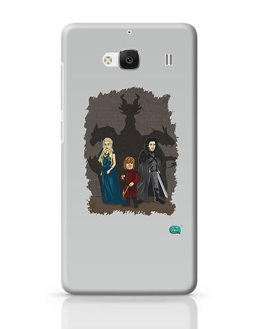 Being Indian Targaryen Family Redmi 2 / Redmi 2 Prime Covers Cases Online India