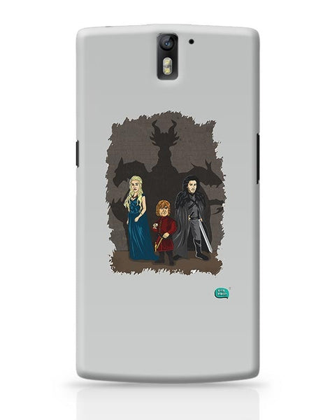 Being Indian Targaryen Family OnePlus One Covers Cases Online India