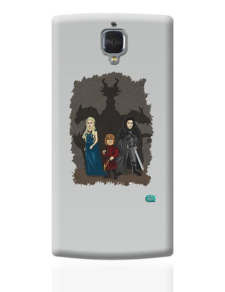 Being Indian Targaryen Family OnePlus 3 Covers Cases Online India