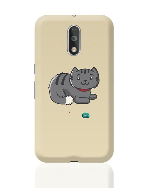 Being Indian Fluffy Cat  Moto G4 Plus Online India