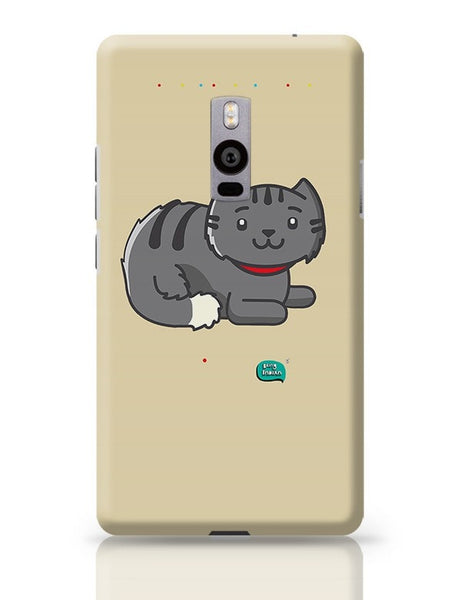 Being Indian Fluffy Cat  OnePlus Two Covers Cases Online India
