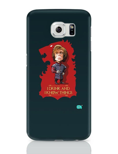 Being Indian I Drink And I Know Things Samsung Galaxy S6 Covers Cases Online India
