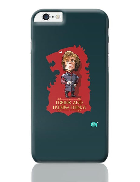 Being Indian I Drink And I Know Things iPhone 6 Plus / 6S Plus Covers Cases Online India