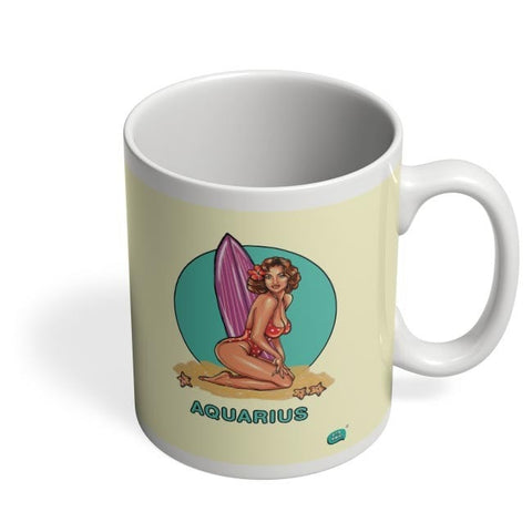 Being Indian Aquarius Zodiac Coffee Mug Online India
