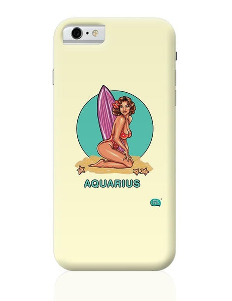 Being Indian Aquarius Zodiac iPhone 6 6S Covers Cases Online India