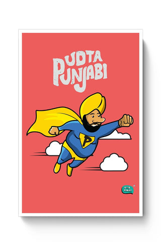 Being Indian Udta Punjabi Poster Online India