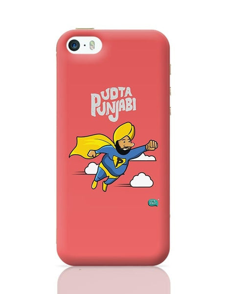 Being Indian Udta Punjabi iPhone 5/5S Covers Cases Online India