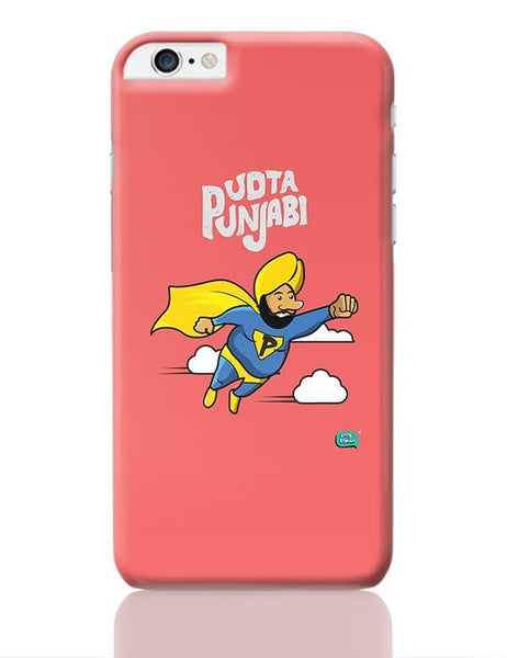 Being Indian Udta Punjabi iPhone 6 Plus / 6S Plus Covers Cases Online India