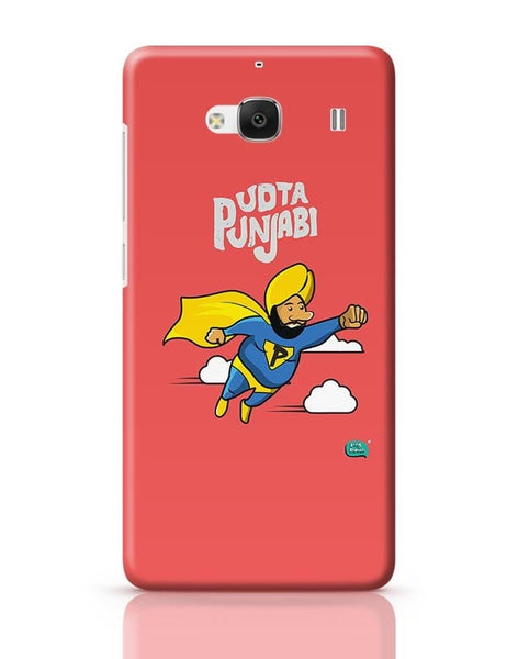 Being Indian Udta Punjabi Redmi 2 / Redmi 2 Prime Covers Cases Online India