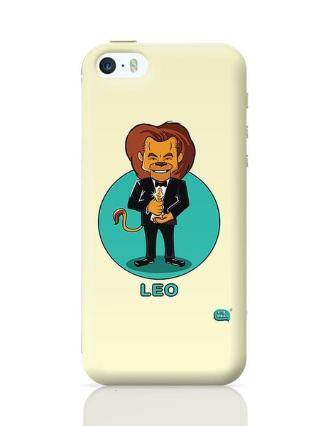 Being Indian Leo Zodiac Digital Art  iPhone 5/5S Covers Cases Online India