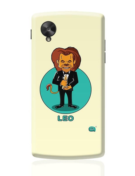Being Indian Leo Zodiac Digital Art  Google Nexus 5 Covers Cases Online India