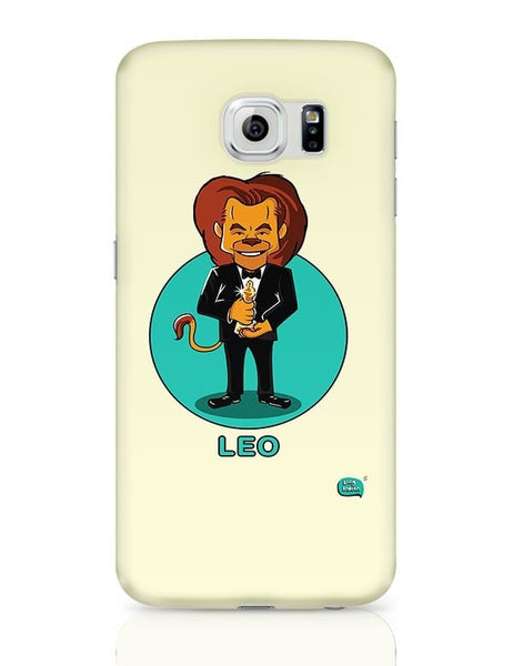 Being Indian Leo Zodiac Digital Art  Samsung Galaxy S6 Covers Cases Online India