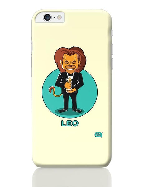 Being Indian Leo Zodiac Digital Art  iPhone 6 Plus / 6S Plus Covers Cases Online India