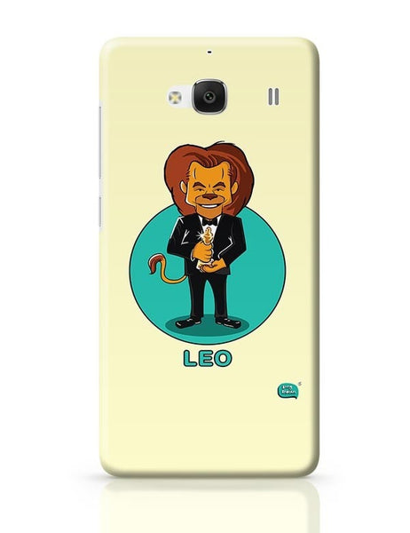 Being Indian Leo Zodiac Digital Art  Redmi 2 / Redmi 2 Prime Covers Cases Online India