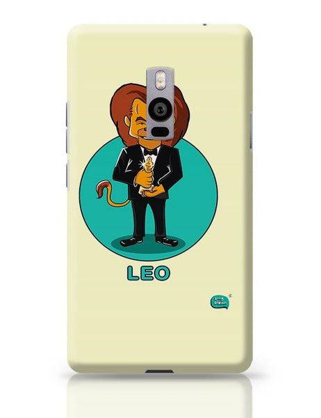 Being Indian Leo Zodiac Digital Art  OnePlus Two Covers Cases Online India