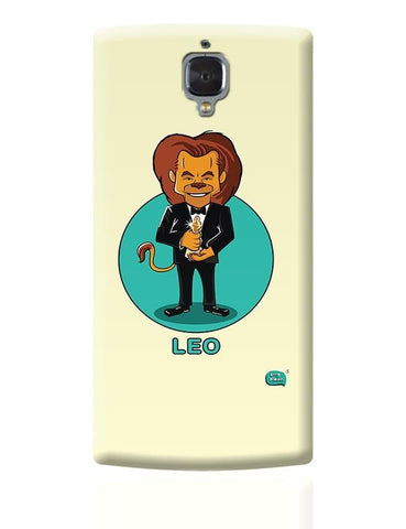 Being Indian Leo Zodiac Digital Art  OnePlus 3 Covers Cases Online India