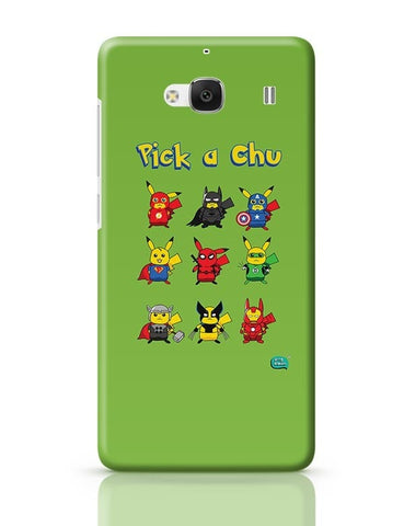 Being Indian Pik A Chu Redmi 2 / Redmi 2 Prime Covers Cases Online India