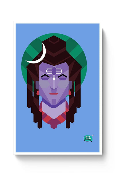 Buy Being Indian, Shiva, Lord Shiva,Bhole Poster