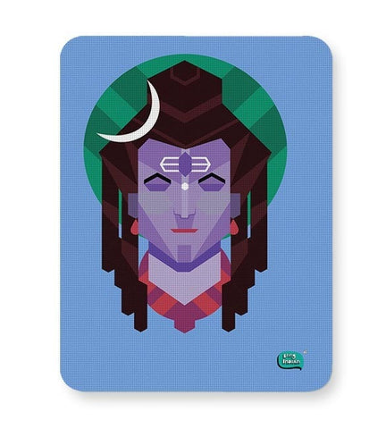 Being Indian The Destroyer Mousepad Online India