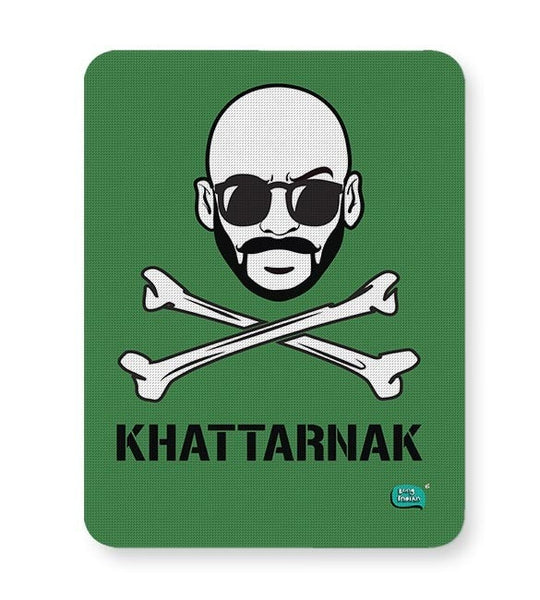 Being Indian Sahil Khattar Khattarnaak Mousepad Online India